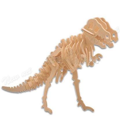 Obrázek 3D puzzle - Tyrannosaurus