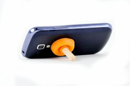 Obrázek Držák pro Smartphone - oranžová