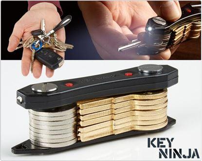 Obrázek Organizér na klíče - Key Ninja