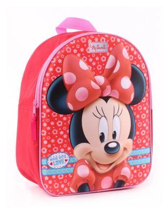 Obrázek 3D batoh Minnie