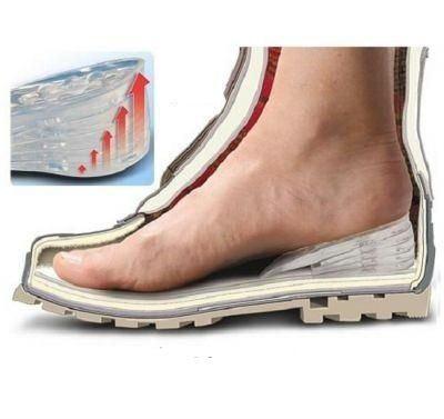 Obrázek Silikonové vložky do bot