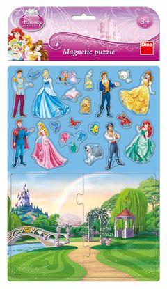 Obrázek Magnety Princezny - puzzle