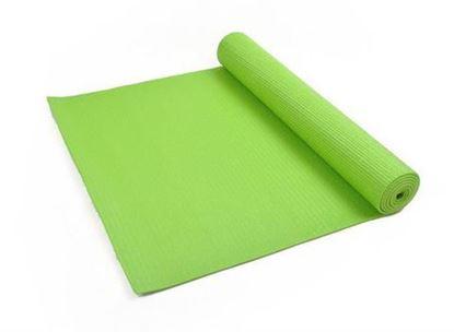 Obrázek Podložka na jógu - zelená