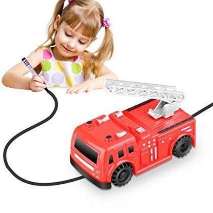 Obrázek Magické autíčko - hasiči