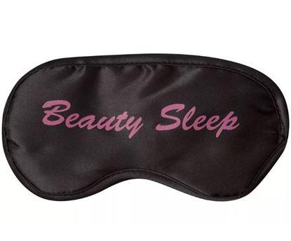 Obrázek Vtipné masky na spaní - Beauty sleep
