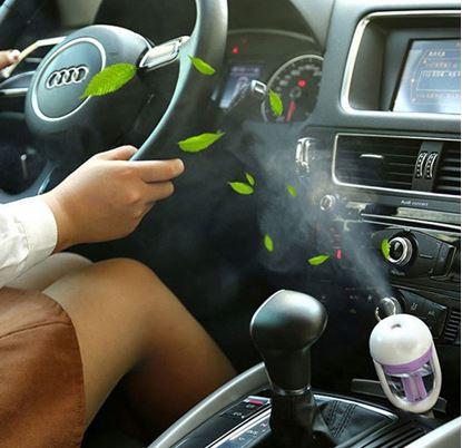 Obrázek Difuzér na vůni do auta s USB