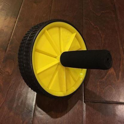 Obrázek Posilovací kolečko